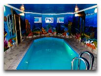 отель Кошкин дом: Бассейн при сауне