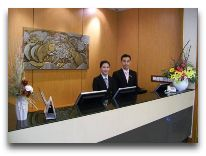 отель Catina Saigon Hotel: Reception
