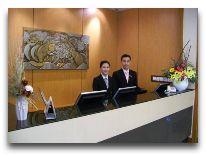 отель Catina Saigon Hotel: Reception