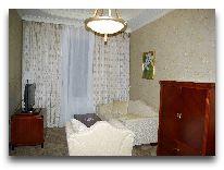 отель Qafqaz Resort: Гостинная Junior suite