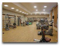 отель Qafqaz Resort: Фитнес центр