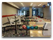 отель Qafqaz Resort: Боулинг-центр