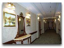отель Qafqaz Resort: Коридор