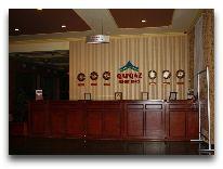 отель Qafqaz Resort: Ресепшен