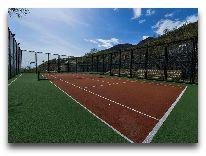 отель Qafqaz Resort: Теннисный корт