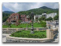отель Qafqaz Resort: Территория отеля