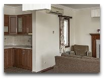 отель Qafqaz Resort: Коттедж 3 спальни 1