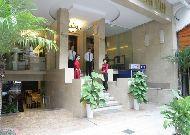отель Celia Hotel Hanoi: Вход в отель
