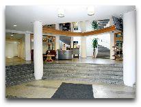 отель Center Hotel: Холл