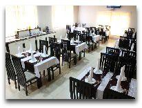 отель Issam: Ресторан
