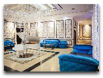 отель Issam: Холл