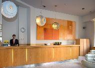 отель Wellton Centra Hotel: Ресепшен