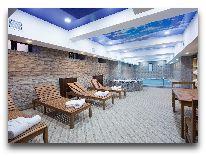 отель Central: СПА зона Бассейн