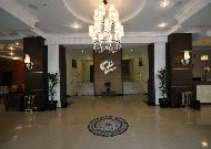 отель Central Park Hotel: Холл
