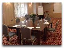 отель Central Park Hotel: Комната для переговор