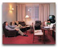 отель Centrum Viljandi: Номер Красный Suite