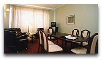 отель Centrum Viljandi: Номер Зеленый Suite