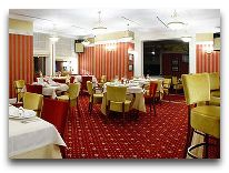 отель Чайка: Ресторан
