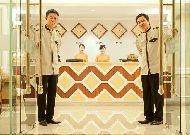 отель Chalcedony Hanoi: Reception