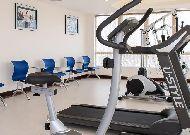 отель Chalcedony Hanoi: Фитнес-центр