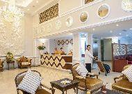 отель Chalcedony Hanoi: Холл отеля