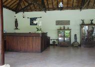 отель Cham Villas Resort: Reception