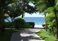 отель Cham Villas Resort: Дорога к пляжу