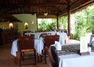отель Cham Villas Resort: Ресторан