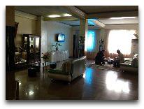 отель Chao: Холл отеля