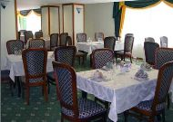 отель Charvak Oromgohi (Pyramides): Ресторан