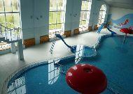 отель Charvak Oromgohi (Pyramides): Крытый бассейн