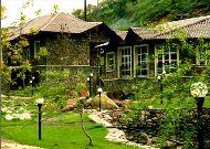 отель Chatcal Mountains: Коттеджи