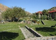 отель Chatcal Mountains: Территория