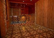 отель Chateau Chikovani: Бассейн в сауне