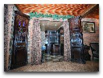 отель Chateau Chikovani: Гостиная