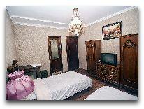 отель Chateau Chikovani: Номер Делюкс