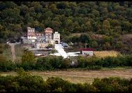 отель Chateau Mere: Территория отеля