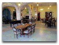 отель Chateau Mere: Ресторан отеля