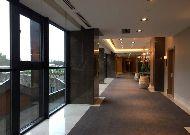 отель Chenot Palace Health Wellness Hotel: Коридор