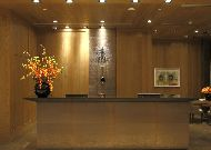 отель Chenot Palace Health Wellness Hotel: Ресепшен