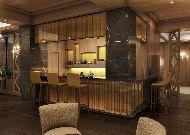 отель Chenot Palace Health Wellness Hotel: Бар