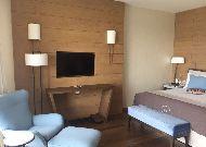 отель Chenot Palace Health Wellness Hotel: Номер Junior Suite
