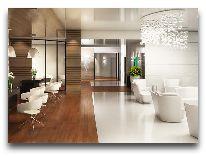отель Chenot Palace Health Wellness Hotel: Wellness центр