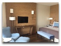 отель Chenot Palace Health Wellness Hotel: Номер Junior Suite