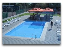 отель Черное Море – Отрада: Бассейн