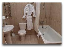 отель Черное море – Пантелеймоновская: Номер полулюкс - ванная