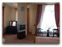 отель Черное море – Пантелеймоновская: Номер полулюкс