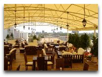 отель Черное море – Пантелеймоновская: Открытая веранда