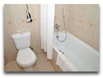 отель Черное море – Пантелеймоновская: Стандартный двухместный номер - ванная