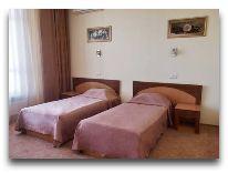 отель Черное море – Пантелеймоновская: Улучшенный двухместный номер